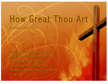 Ho Great Thou Art